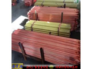 供应广安泸州φ16铜覆钢棒好用不贵检测报告免费送送送