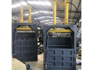 现货供应液压打包机 双油缸液压打包机 10吨小型打包机价格