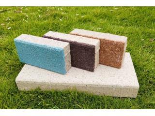 陶瓷透水砖如何实现环境保护与经济社会协调发展
