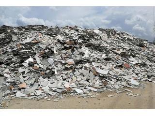 陶瓷透水砖促进固体废弃物综合利用