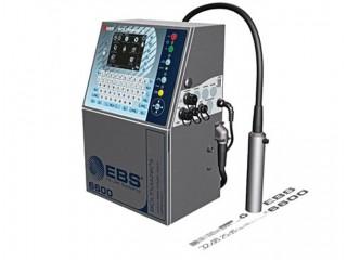德国EBS6600 6900小字符喷码机 管材日化产品打码机