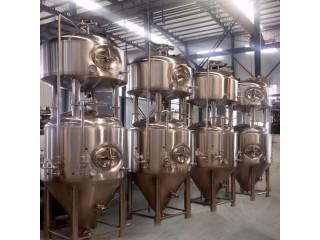 供应烧烤餐厅小型啤酒酿造设备,原浆自酿啤酒设备