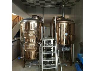 筹备精酿啤酒厂酿酒设备选择,精酿啤酒设备价格