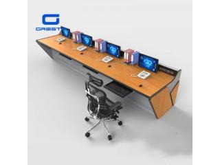 供电局调度中心调度桌 显控台 会议台现货