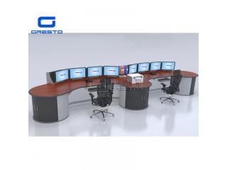 格思图SC-20无线中转调度台 弧线控制台 会议台 显控台行业领先
