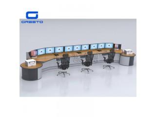 格思图SC-50运维中心控制台 豪华操作台 无纸化办公家具
