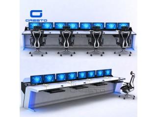 格思图TZ-10可视化指挥系统控制桌 控制台 升降会议台 定制