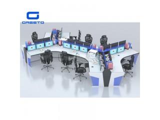 格思图TZ-20国家电网调度中心主控桌智能调度台 控制台价格