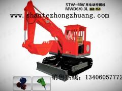 电动挖掘机填补矿用可定制挖掘机的空白