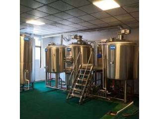 酒吧专用原浆啤酒设备小型德国啤酒设备价格