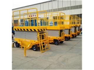 滨州12米10米升降机厂家销售