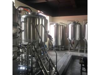 小型啤酒厂酿酒设备,精酿啤酒设备生产厂家