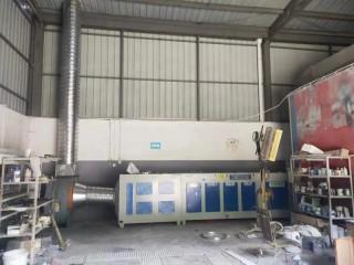 济南VOCs废气处理的几种方法和工作原理