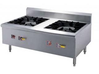 双头矮汤炉 厨房设备
