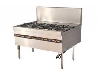 燃气四头煲仔炉 厨房设备
