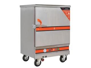 电热6盆蒸饭柜 厨房设备