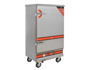 电热10盆蒸饭柜 厨房设备