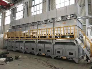 催化燃烧设备 光氧催化燃烧废气净化器 废气处理燃烧环保设备