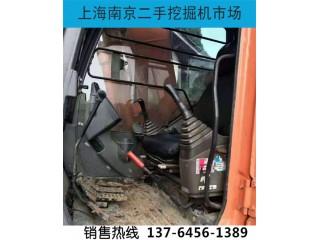 二手挖掘机出售日立ZX135-6中型二手挖土机履带式钩机包邮