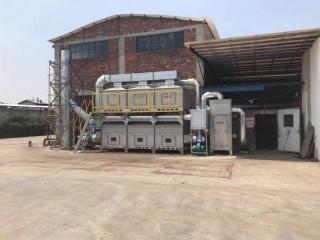 厂家直销催化燃烧设备 RCO催化燃烧炉 可根据需求定制设备