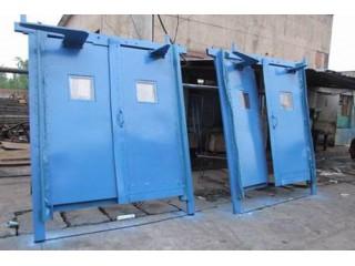 气动双向无压风门,气控电动平衡风门构造和解析
