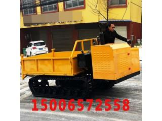 4吨履带运输车农场果园工程全地形履带运输车厂家直销