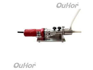 ouhor 实验室管线式高剪切分散乳化机 ADS30