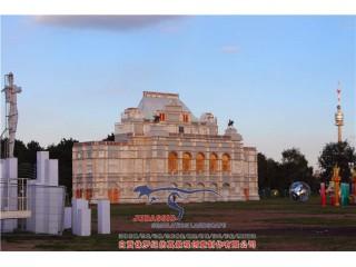国家非遗自贡大型灯会项目设计制作公司