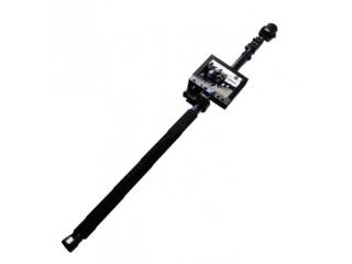 伸缩臂镜 红外伸缩视频检查镜 多功能天棚检查镜 360度旋转检测仪