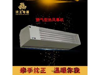 厂家直销 燃气型热风幕机 可定制多规格电热风幕机批发