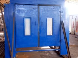 无压风门,矿用无压风门操作原理和技术分析