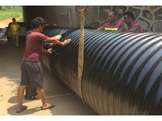衡水镀锌钢波纹涵管的优势