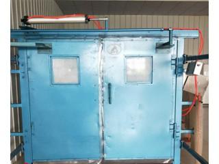 全自动液压气动风门,液压平衡风门动力输出