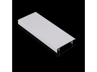 厂家批发供应 铝合金踢脚线 防水金属踢脚板 可定制