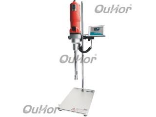 欧河 实验室高速搅拌剪切机 高剪切真空乳化机