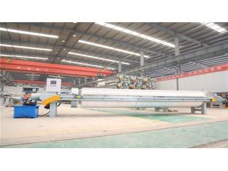 1200型圆形滤板压滤机 高压 陶瓷污泥压滤机