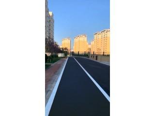贵州安顺使用华通彩色路面喷涂剂反馈都说好
