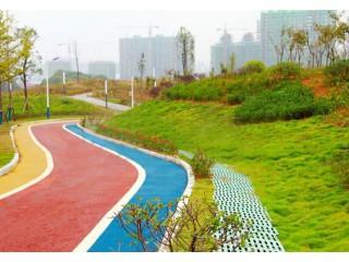 辽宁鞍山掌握沥青路面改色施工要领提速完工