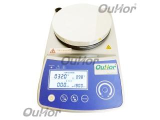 实验室小型便携式精准控温型磁力加热搅拌器OMS-181E