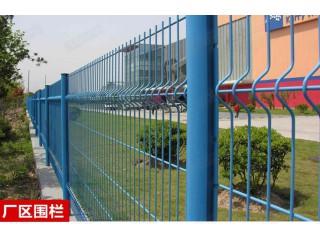 小区护栏防护栏浸塑围网厂家直销
