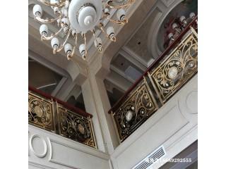 铜楼梯扶手价格 铜楼梯扶手图片