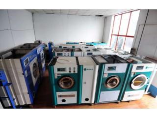 济南二手海狮洗脱机出售100公斤、50公斤百强二手五棍烫平机