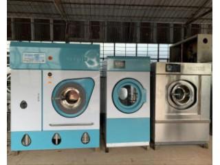 通辽市库存各种二手干洗店机器UCC洁希亚二手干洗设备