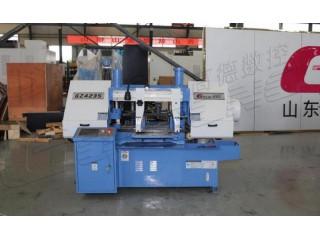 高德数控GZ4235数控金属带锯床 工厂自销 发货稳定