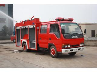 山西晋中水罐消防车 全国乡镇消防车货到付款