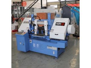 GZ4235液压锯床 锯切钢筋铝材 设计合理