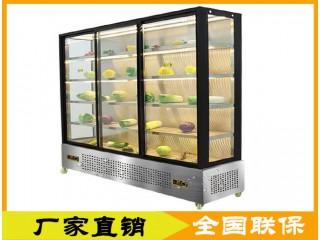 串串柜,炸串保鲜展示柜,可放在餐车上使用的串串柜