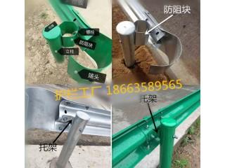 广西崇左双波护栏板厂家批量价格三波护栏板价格