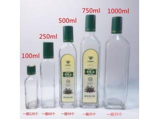 茶油包装瓶750ml1000ml山茶油瓶