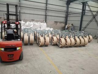 320放线滑轮报价 500放线滑车生产厂家